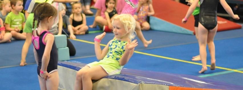 Quarter 2 Gymnastics