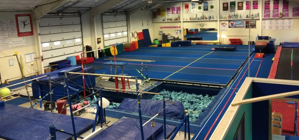 Birthday Parties - I-Power Gymnastics